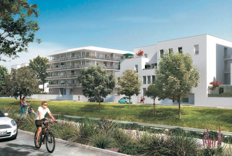 Vente appartement floirac n mh76925 immobilier floirac 33 for Piscine floirac