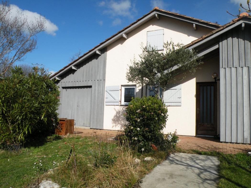 Vente maison avec piscine st caprais de bordeaux n mh80666 for Bordeau immobilier