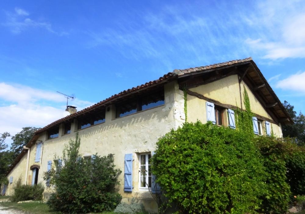 Gers mauvezin archive maison demeure de charme n 81832 Demeure immobilier