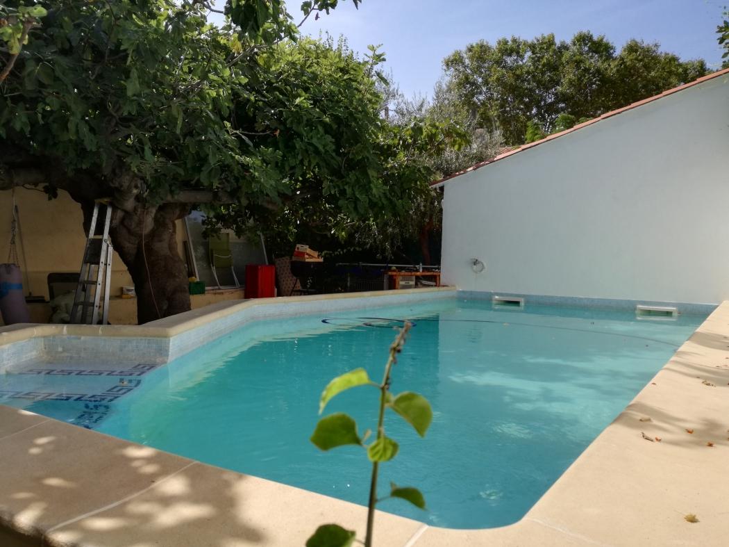 vente maison de ville piscine nimes mal juin n np80390 immobilier nimes gard. Black Bedroom Furniture Sets. Home Design Ideas