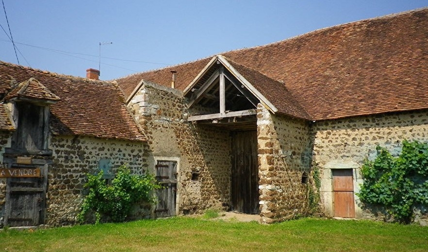 Vente maison campagne marcais carts n od67349 - Maison 60000 euros ...