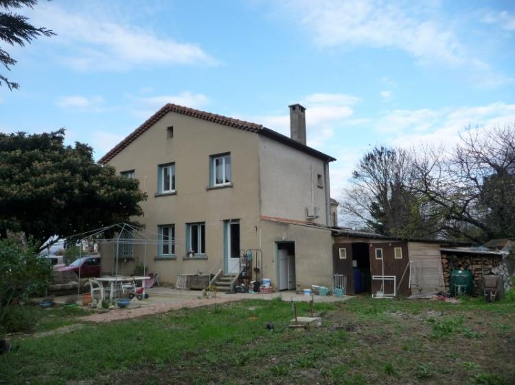 Vente maison de village avec terrain montelimar n oe77816 for Frais de notaire pour achat d un terrain non constructible