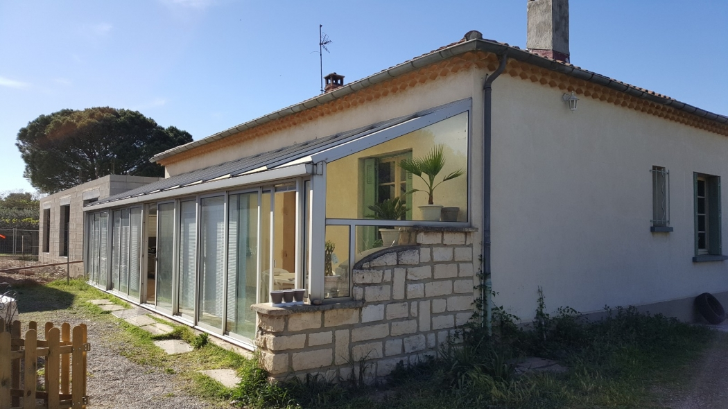 Vente maison sorgues n og48107 immobilier sorgues 84 for Maison sorgues