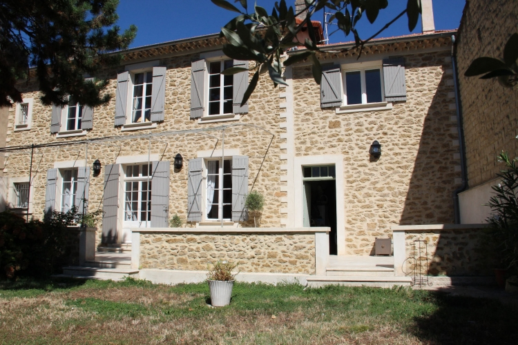 Vente maison sorgues n og75255 immobilier sorgues 84 for Maison sorgues