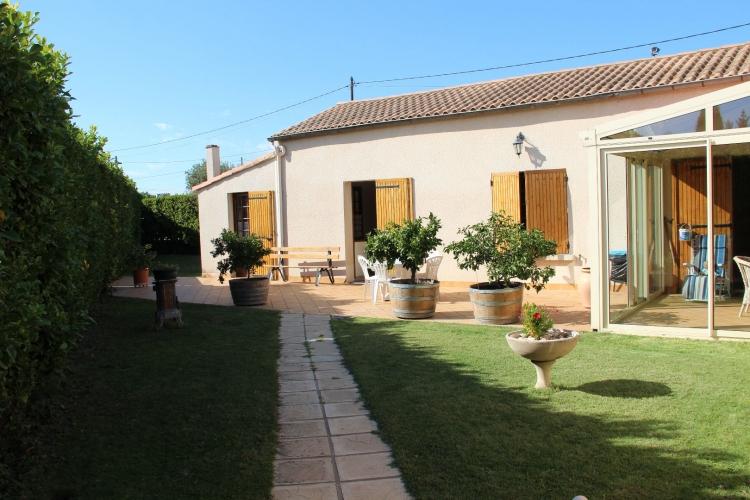 Vente maison sorgues n og76399 immobilier sorgues 84 for Maison sorgues