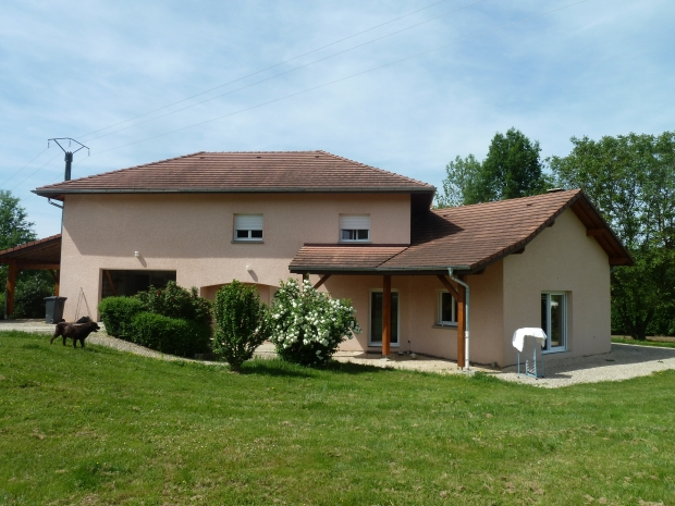 Isere le pont de beauvoisin archive villa spacieuse 164m hab n 59924 imm - Leboncoin isere immobilier ...