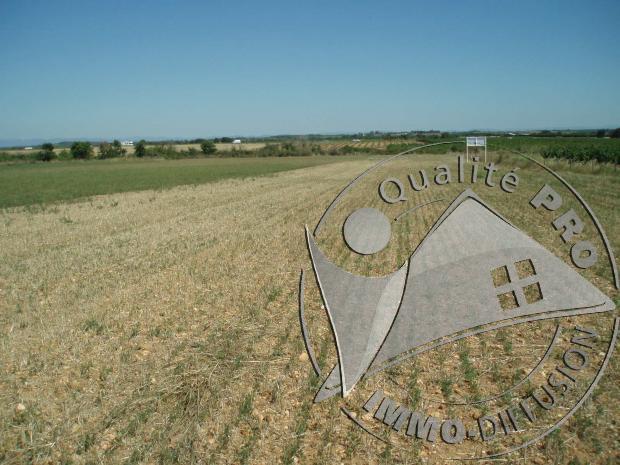 Vente terrain non constructible portiragnes n pg14405 for Frais de notaire pour achat d un terrain non constructible