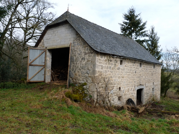 Vente maison grange conques n pn57886 immobilier conques for Terrain plus maison pas cher