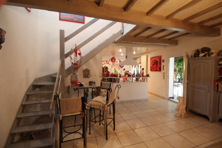 Vente maison jardinet garage plein centre pezenas centre ville n pz72965 im - Vente maison en indivision ...