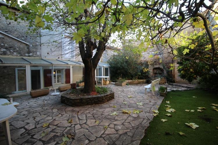 34 florensac archive maison bourgeoise garage jardin n for Vente maison florensac