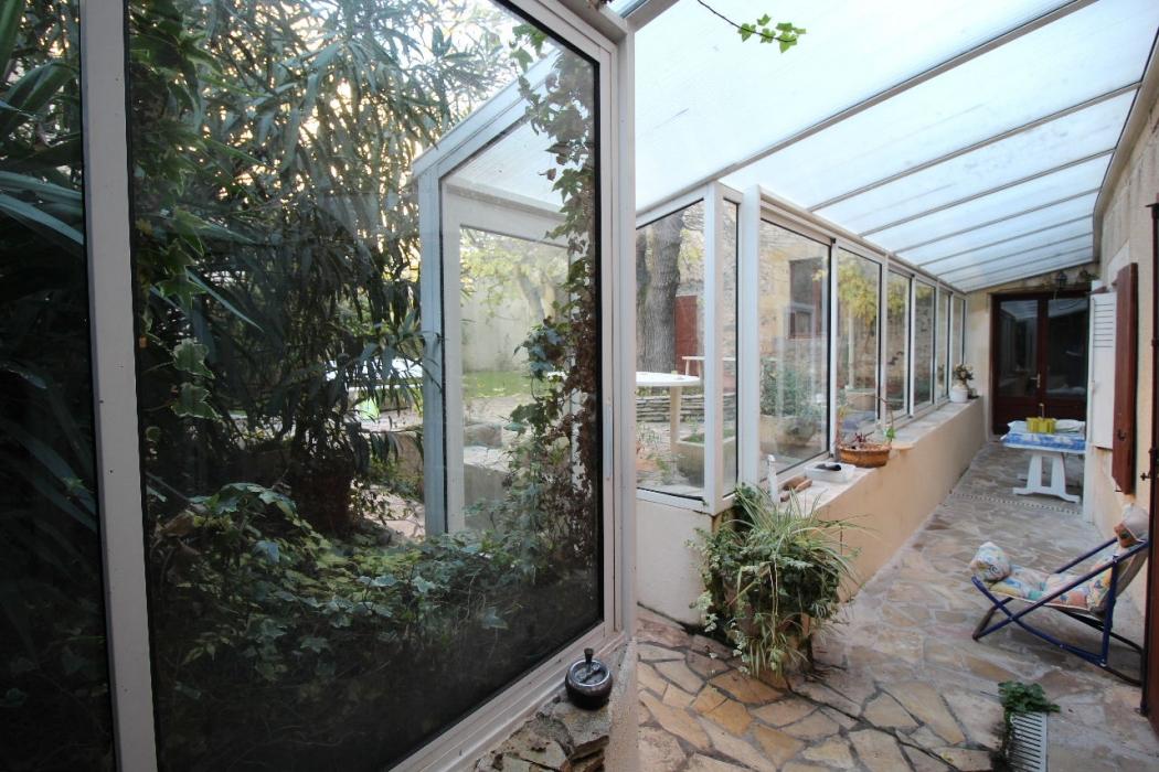 Vente maison bourgeoise garage jardin florensac centre for Vente maison florensac