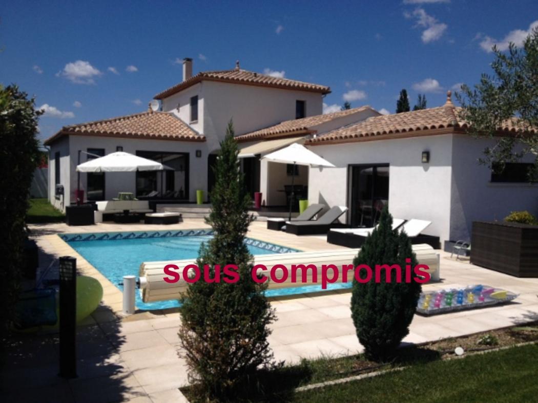Herault pezenas archive villa piscine n 79954 immo - Pezenas piscine ...