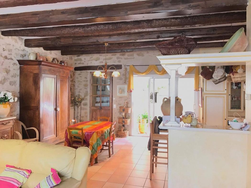 vente maison terrasse garage pezenas centre historique n
