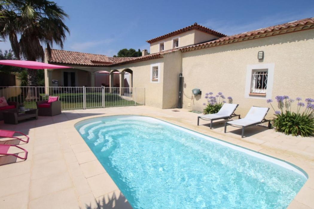 34 pezenas archive maison calme piscine n 85209 immo - Pezenas piscine ...