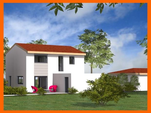 01 beynost archive maison neuve n 55037 immo diffusion 01 for Achat maison neuve 01700