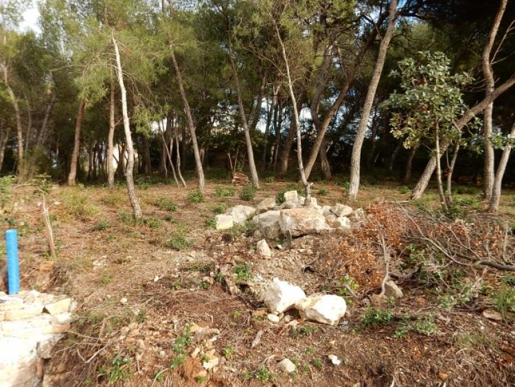 Vente terrain constructible les pennes mirabeau proche for Frais notaire terrain constructible