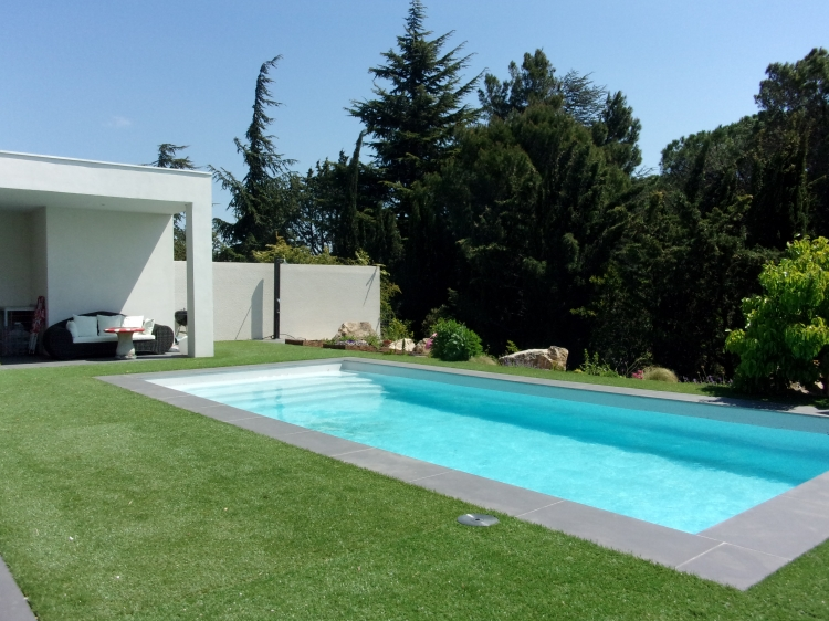 34 beziers archive maison contemporaine t6 piscine n for Piscine jardin impot