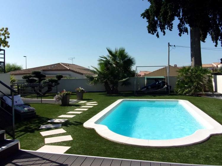 Vente maison 4 faces avec piscine beziers n rh71709 for Piscine municipale beziers