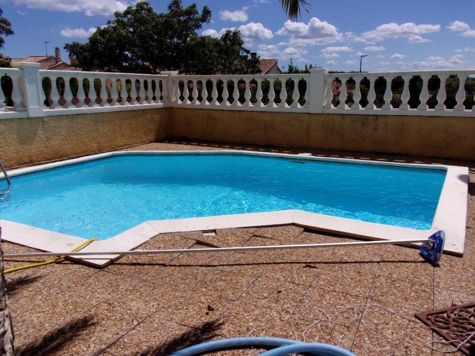 Vente maison avec piscine beziers n rh84607 immobilier for Piscine beziers