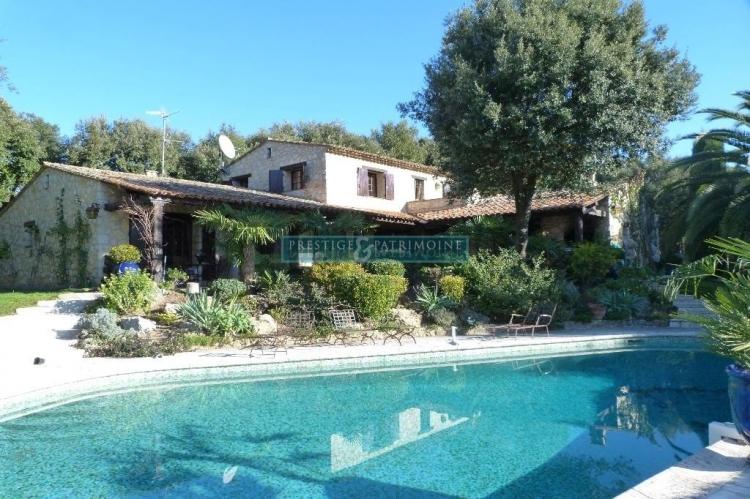 06 grasse archive villa saint jacques n 72139 immo for Construction piscine grasse