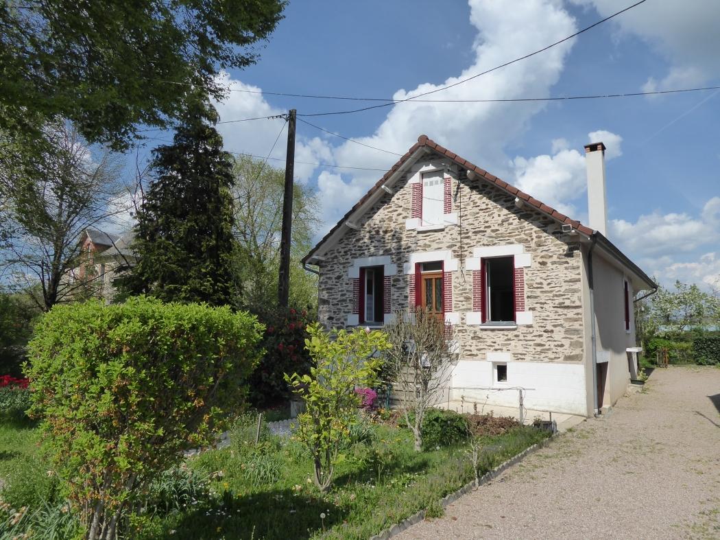 Haute vienne magnac bourg archive maison n 79842 immo for Haute vienne