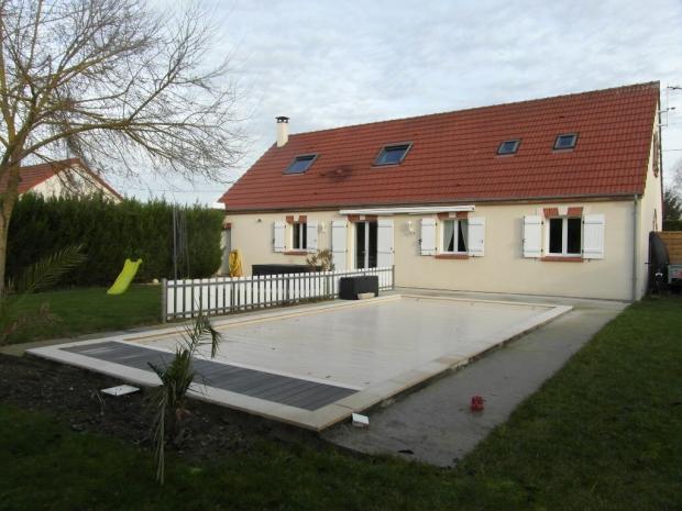Loiret beaugency archive maison n 66152 immo diffusion for Maison contemporaine loiret