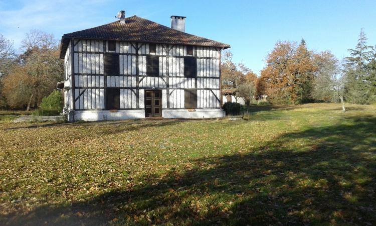 Vente domaine de plus de 4 hectares labrit limite du sud gironde n xf71789 - Vente du domaine immobilier ...