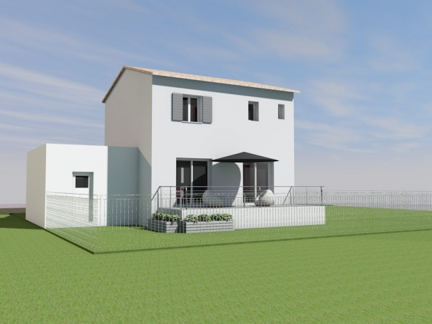Vente maison rt2012 construire port st louis du rhone n - Centre medical port saint louis du rhone ...