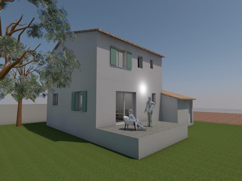 Vente maison construire rt2012 lunel proche centre n for Construire votre propre immeuble