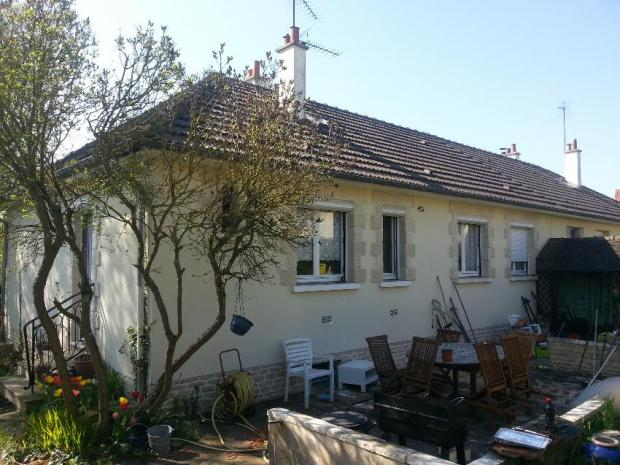 Maison villa louer blainville sur orne n nr12204g for Chambre a louer blainville