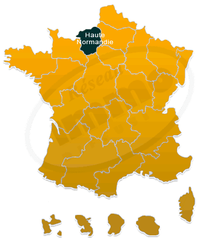Repere immobilier Haute-Normandie national