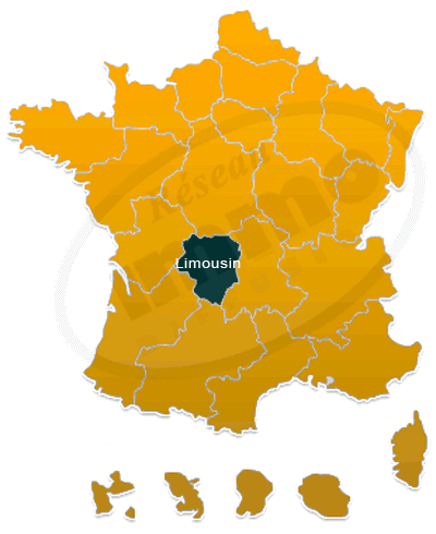 Repere immobilier Limousin national