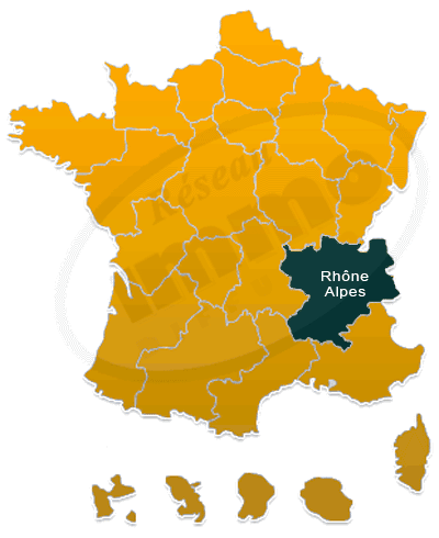 Repere immobilier Rhone-Alpes national