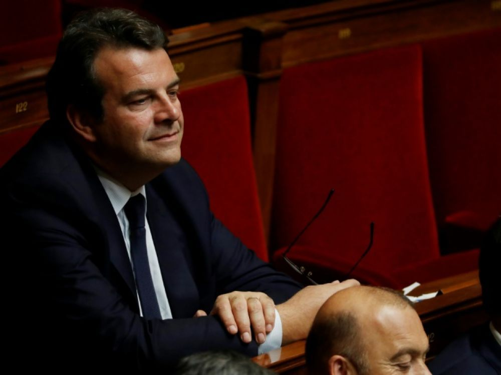 Soupçons de fraude fiscale: levée d'immunité parlementaire demandée pour Thierry Solère
