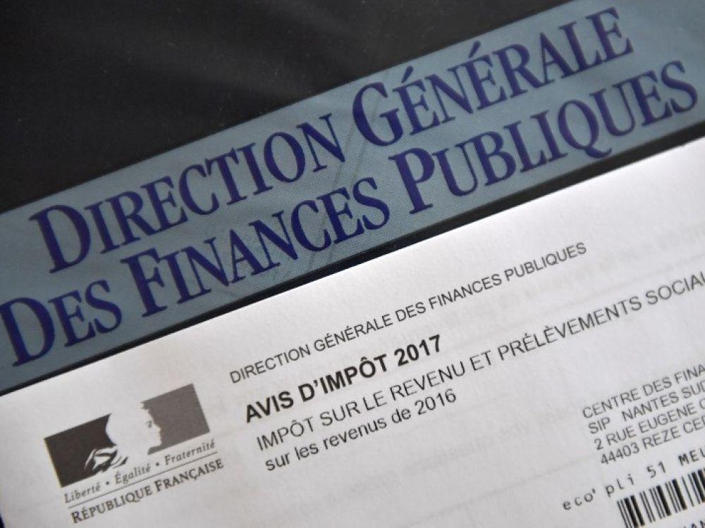 Des agents du fisc protestent contre un rapport de la Cour des comptes