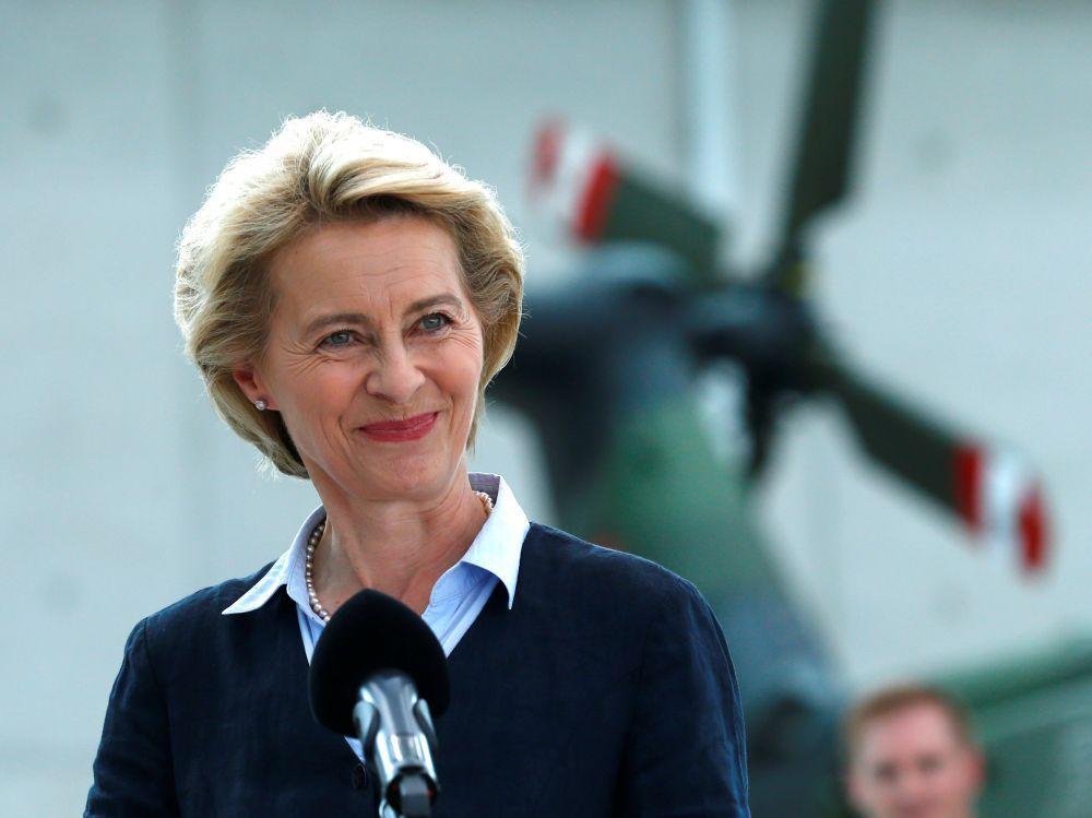 L'Allemagne engagée longtemps en Irak, dit sa ministre de la Défense