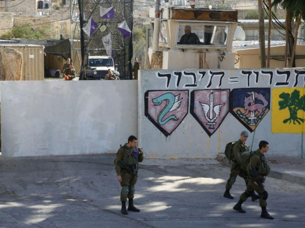 Cisjordanie: feu vert à la construction de 31 logements pour colons à Hébron (ministre)