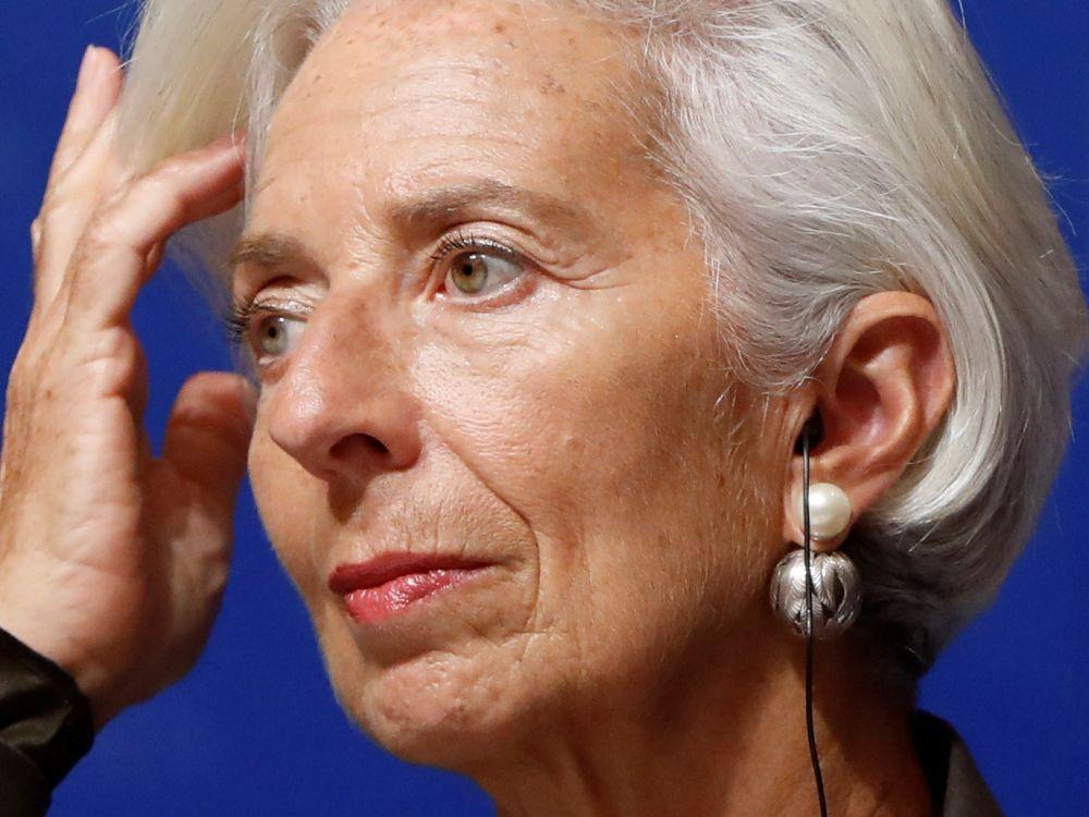 Lagarde (FMI) n'ira pas à la conférence économique de Ryad