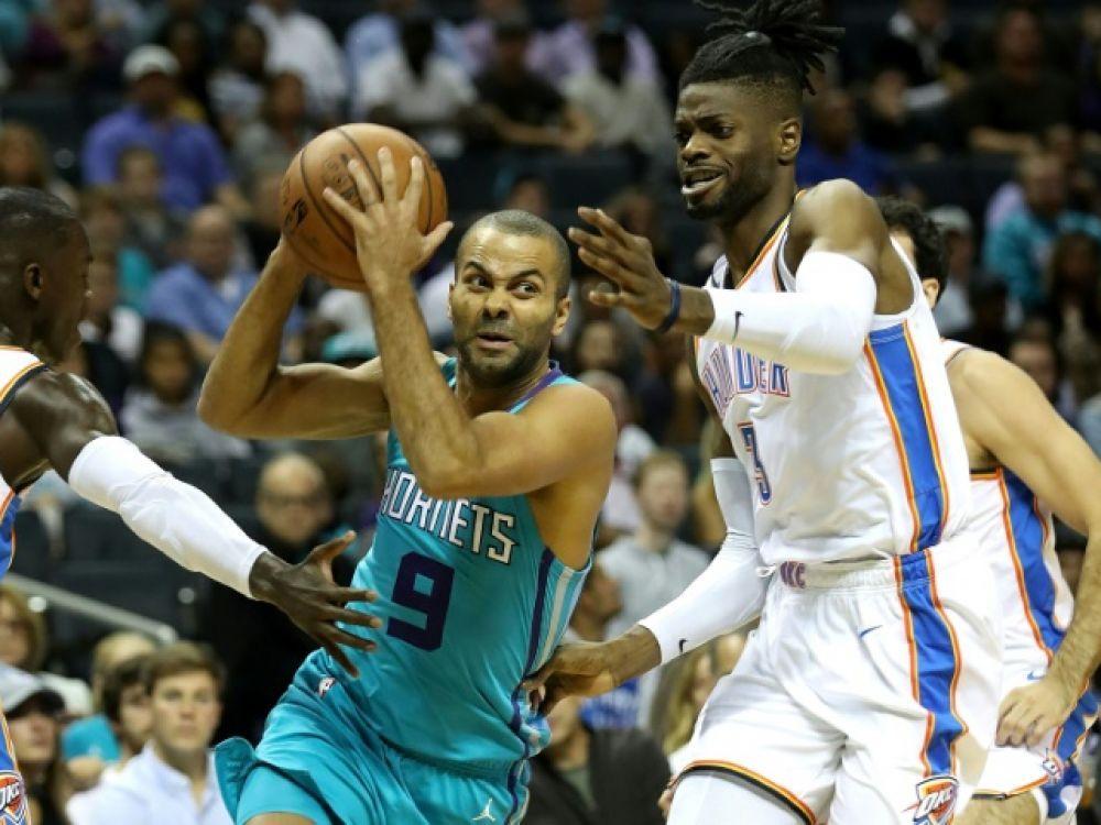 NBA: Parker se régale, Ntilikina coince