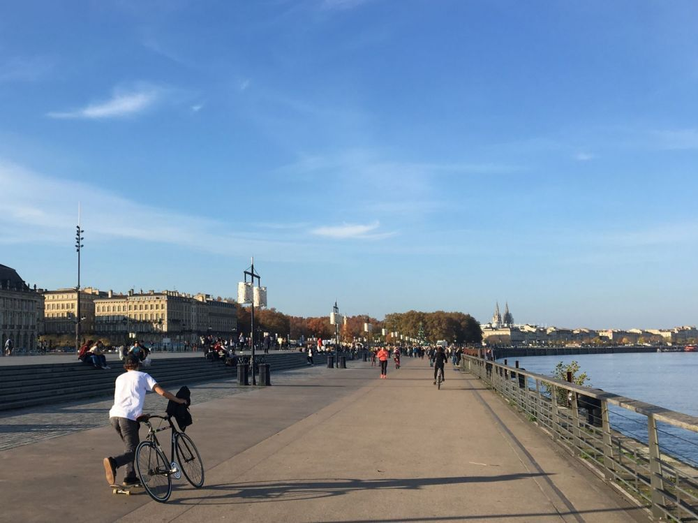 Pourquoi Bordeaux attire moins les parisiens