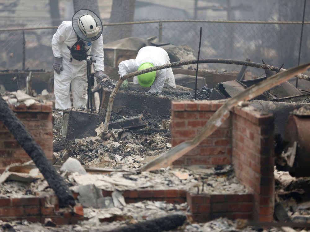 """Californie: Le bilan de l'incendie """"Camp Fire"""" s'alourdit à 63 morts"""
