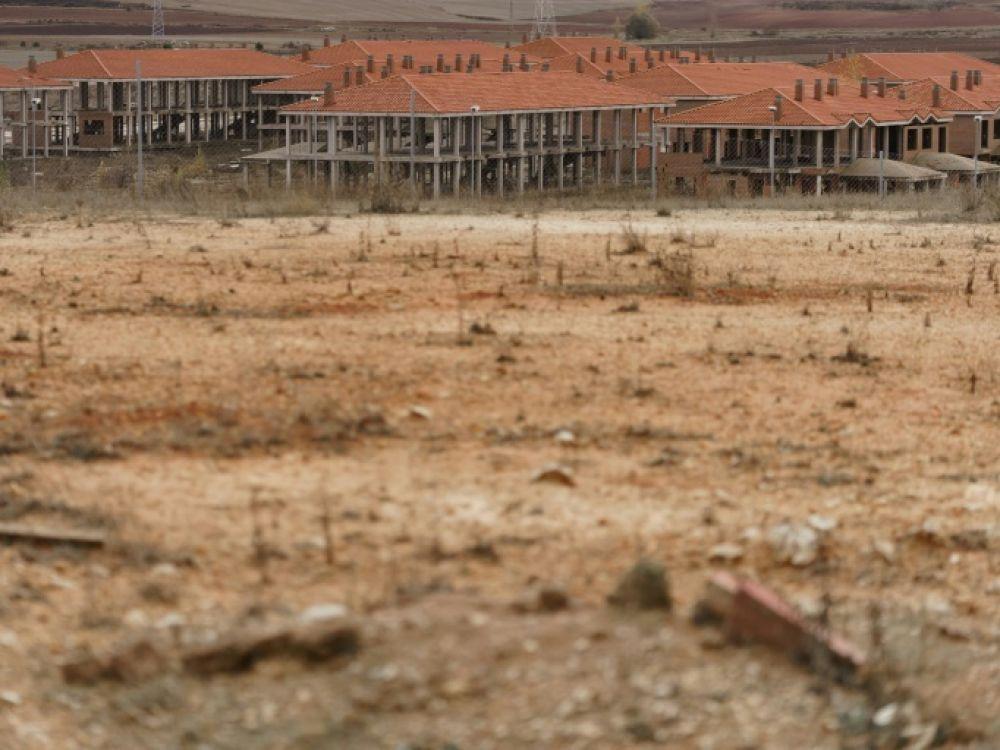 Dix ans après la crise, la très lente récupération des villes fantômes d'Espagne