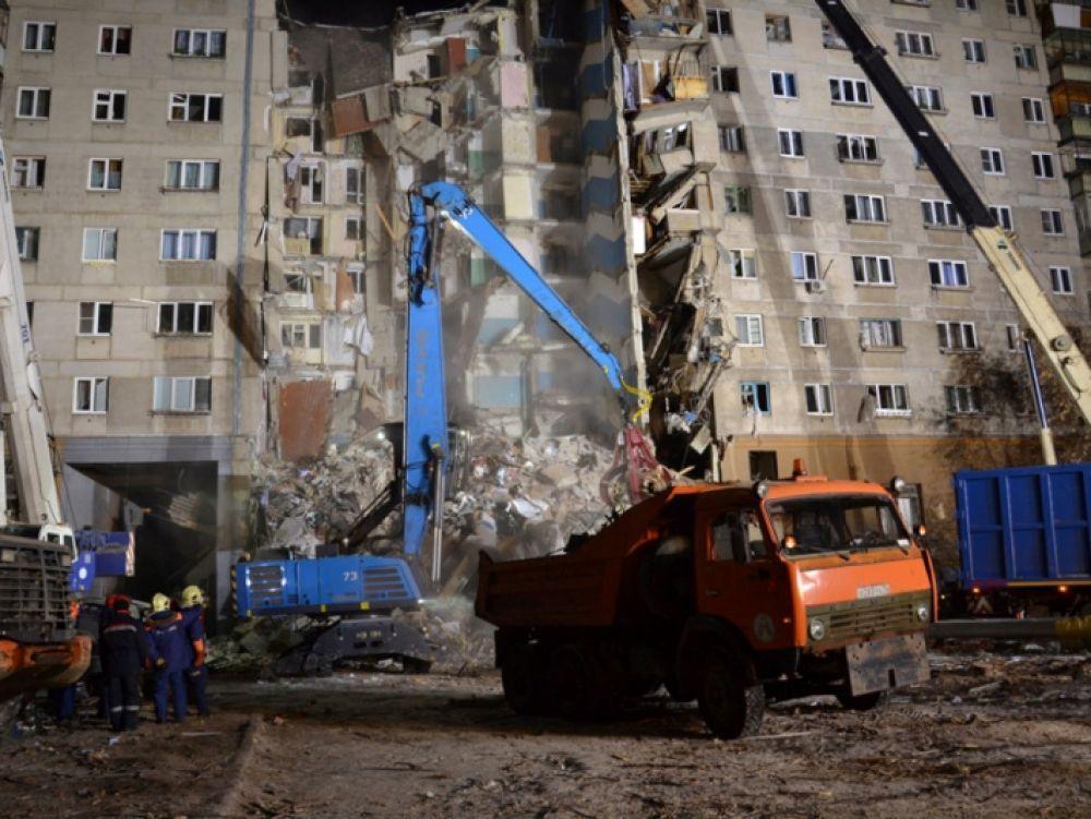Russie: Le bilan de l'effondrement d'un immeuble monte à 18 morts
