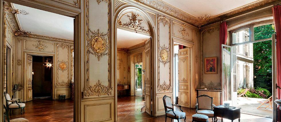 Immobilier - A Paris, folle inflation sur le haut de gamme